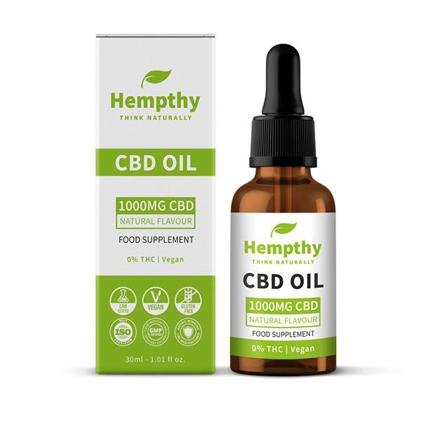 CBD Oil Food Supplement