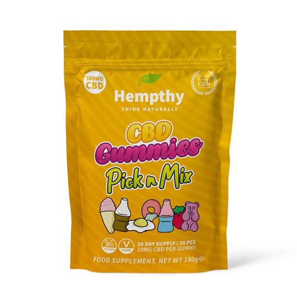 CBD Gummies UK - Pick n Mix gummies