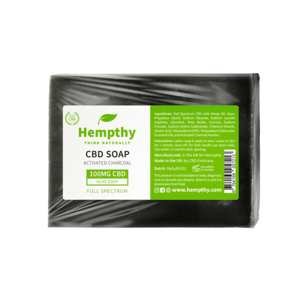 CBD Acne Soap UK - CBD Beauty products