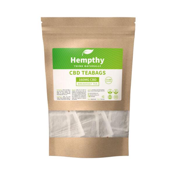 cbd teabags uk - lab tested cbd edibles uk