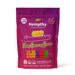 CBD Fizzy Gummies UK