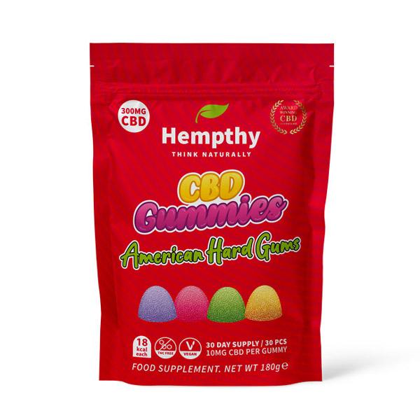 CBD Gummies UK - Hard Gums