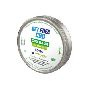 Get Free CBD - CBD Vanilla Balm
