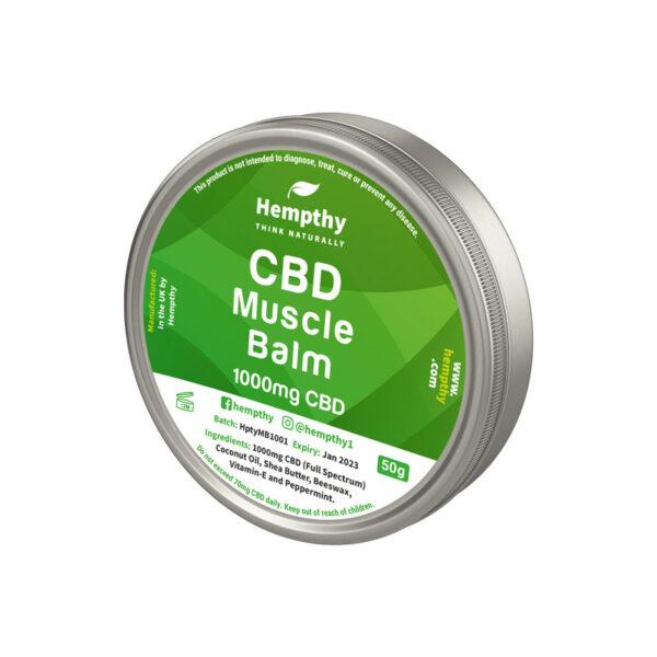CBD Muscle Balm